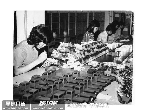 七十年代香港工业