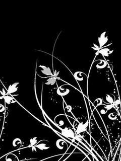 {#flower in black-white.jpg}