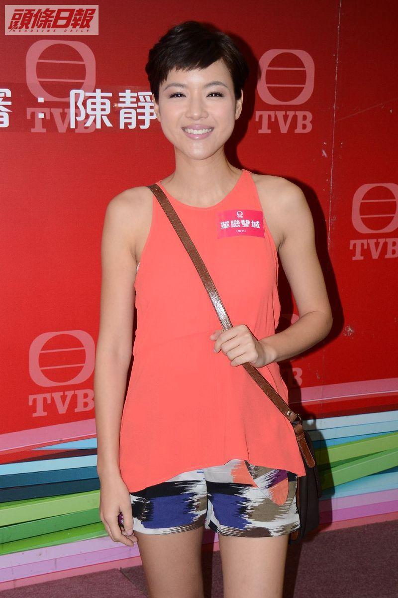 TVB新劇《單戀雙城》造型