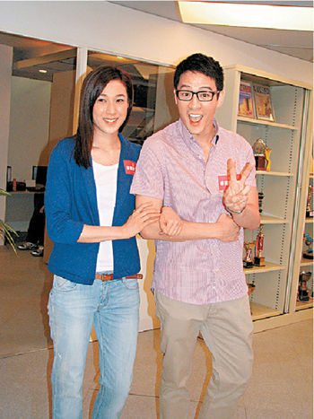 陳智燊Jason在新劇將與鍾嘉欣合作。