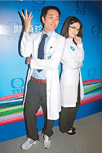 《仁心解碼II》苟芸慧與蕭正楠因合作而成為好友,現卻要保持距離。