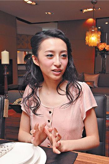 龔嘉欣表示,今年4套作品的角色都各有特色。