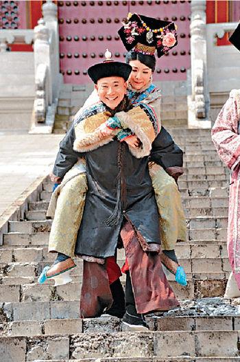 陳國邦「彭三順」得「和碩公主」點醒,知道朋友的重要後,將由奸變忠。